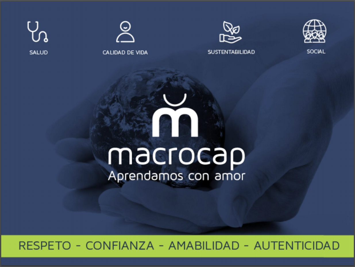 Empresas Desafio10x: Macrocap