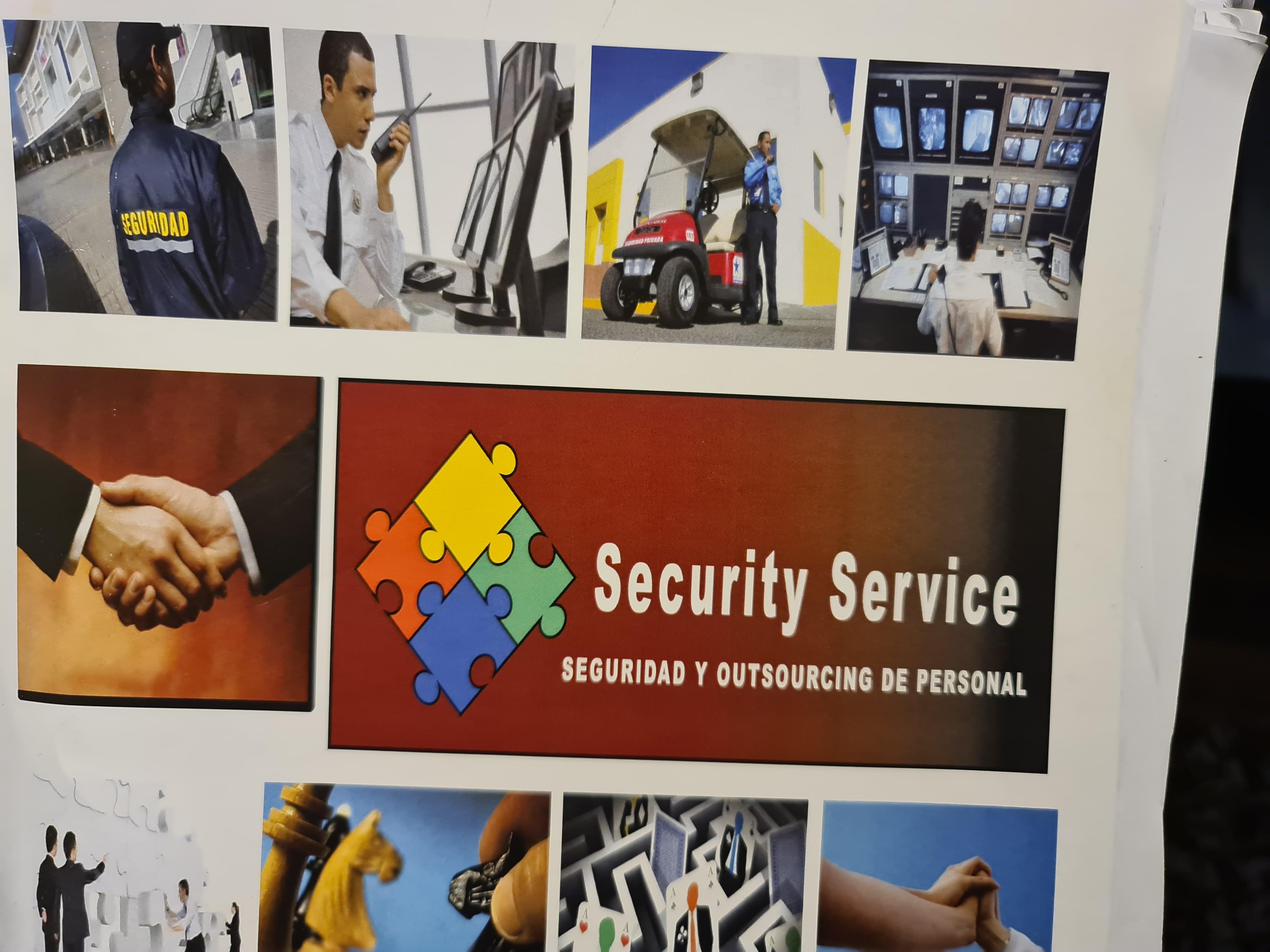 Empresas Desafio10x: Sociedad de Servicios Security Service Spa